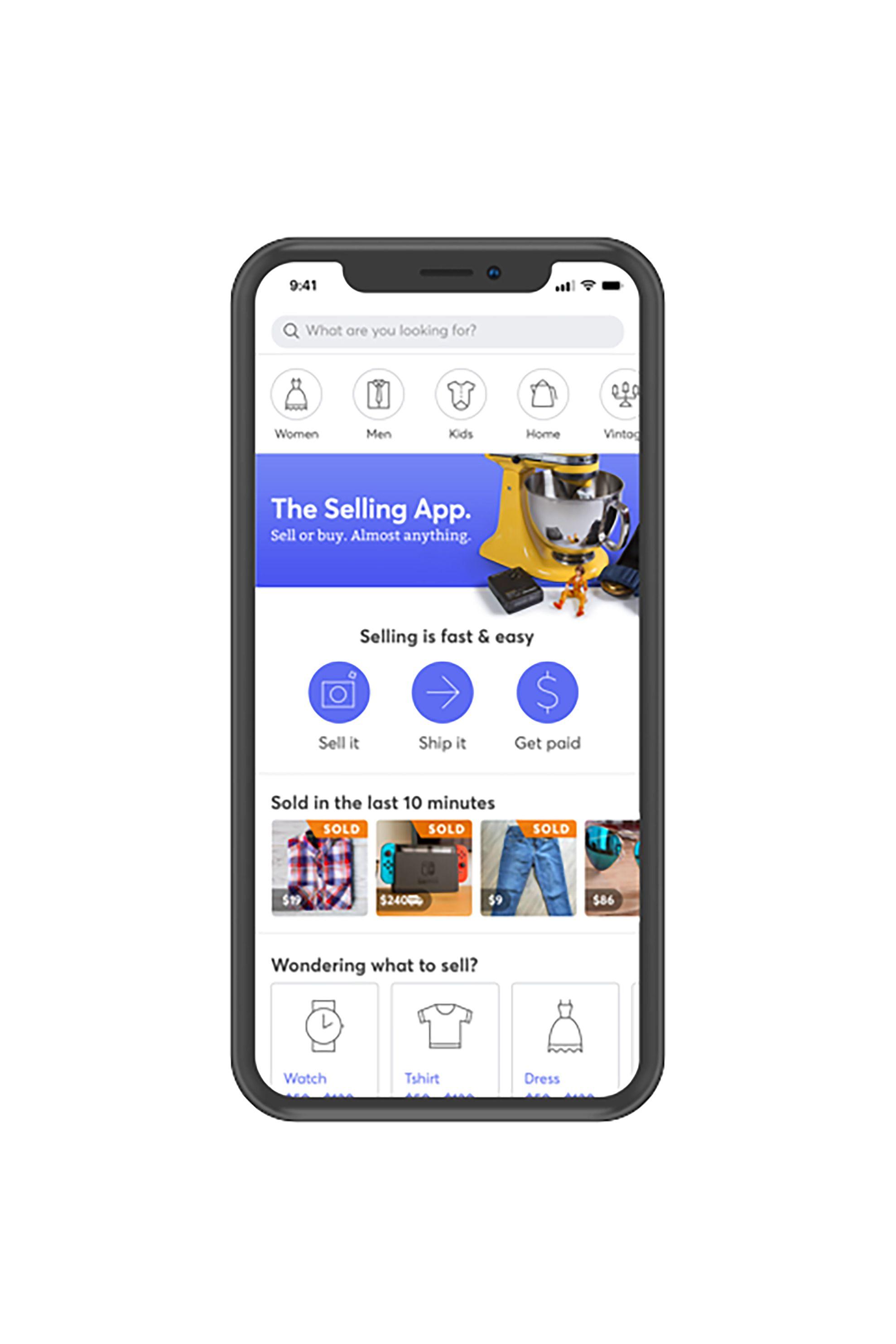 mercari money making app