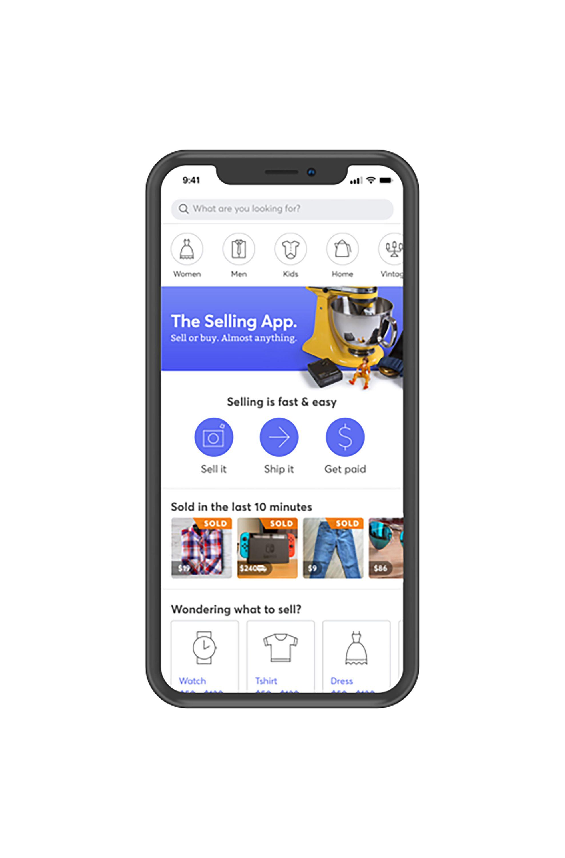 mercari money app