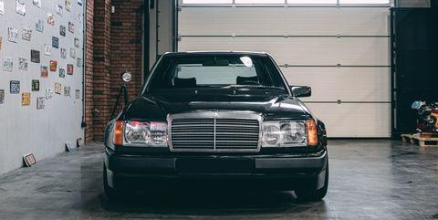 Land vehicle, Vehicle, Car, Luxury vehicle, Mercedes-benz w124, Mercedes-benz w201, Mercedes-benz 500e, Mercedes-benz, Mercedes-benz w126, Classic car,