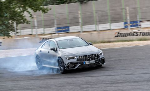 2020 Mercedes-AMG CLA45 S Is the Most Powerful Compact Sedan in Production