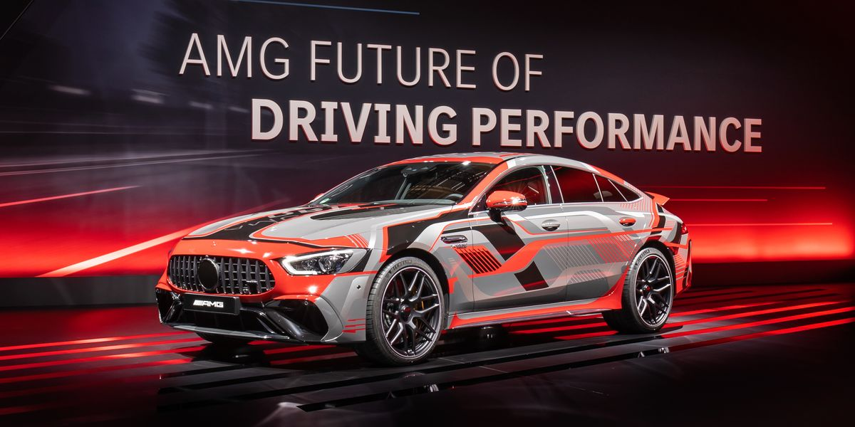 Mercedes-AMG E Performance Plug-In Hybrids Will Have 800+ Horsepower