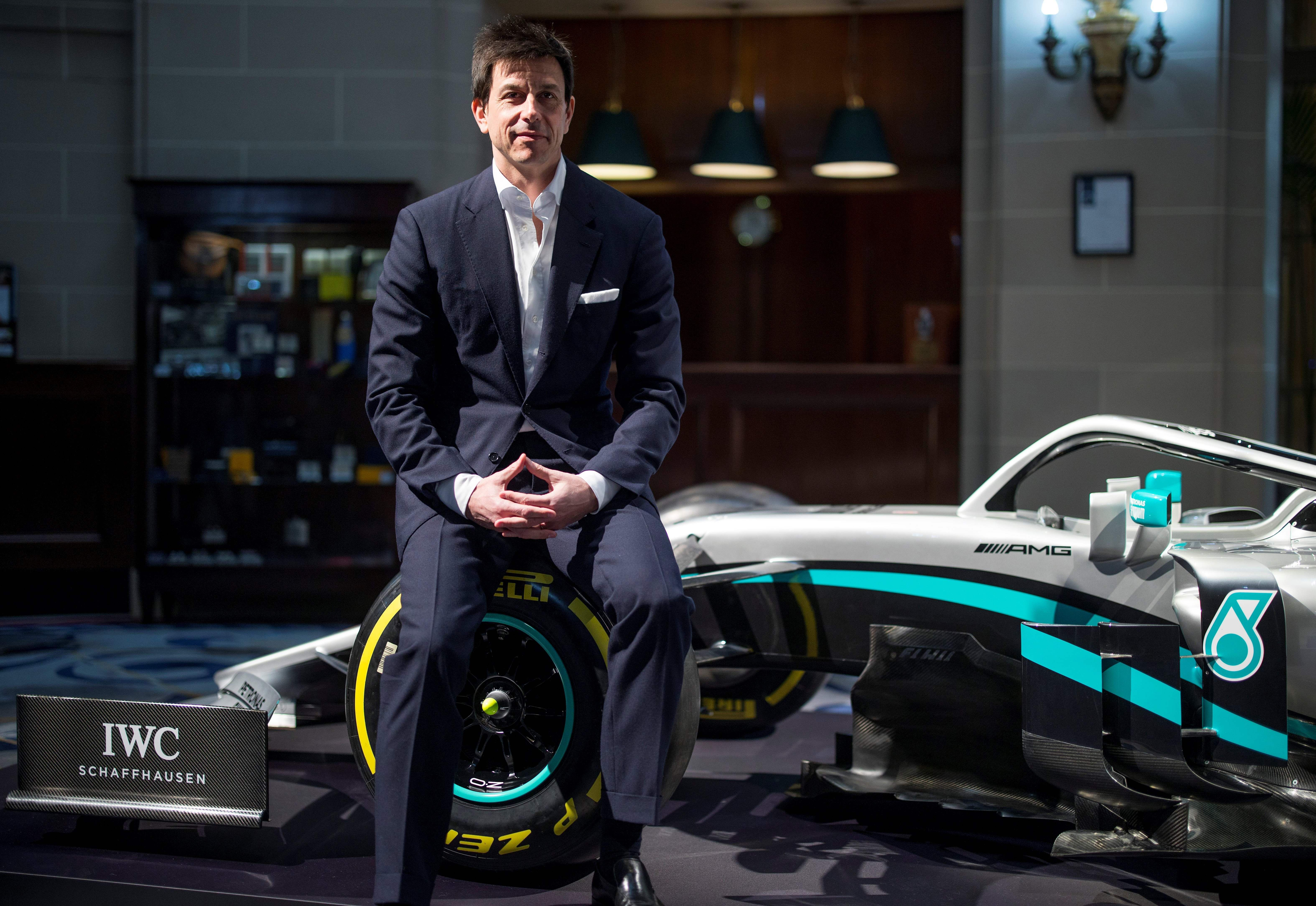 Mercedes F1 Team Boss Toto Wolff Buys Into Aston Martin