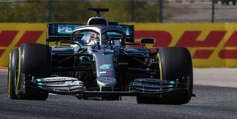 AUTO: NOV 03 F1 - United States Grand Prix