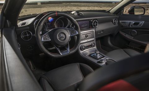 2020 Mercedes-AMG SLC43 Review, Pricing, and Specs