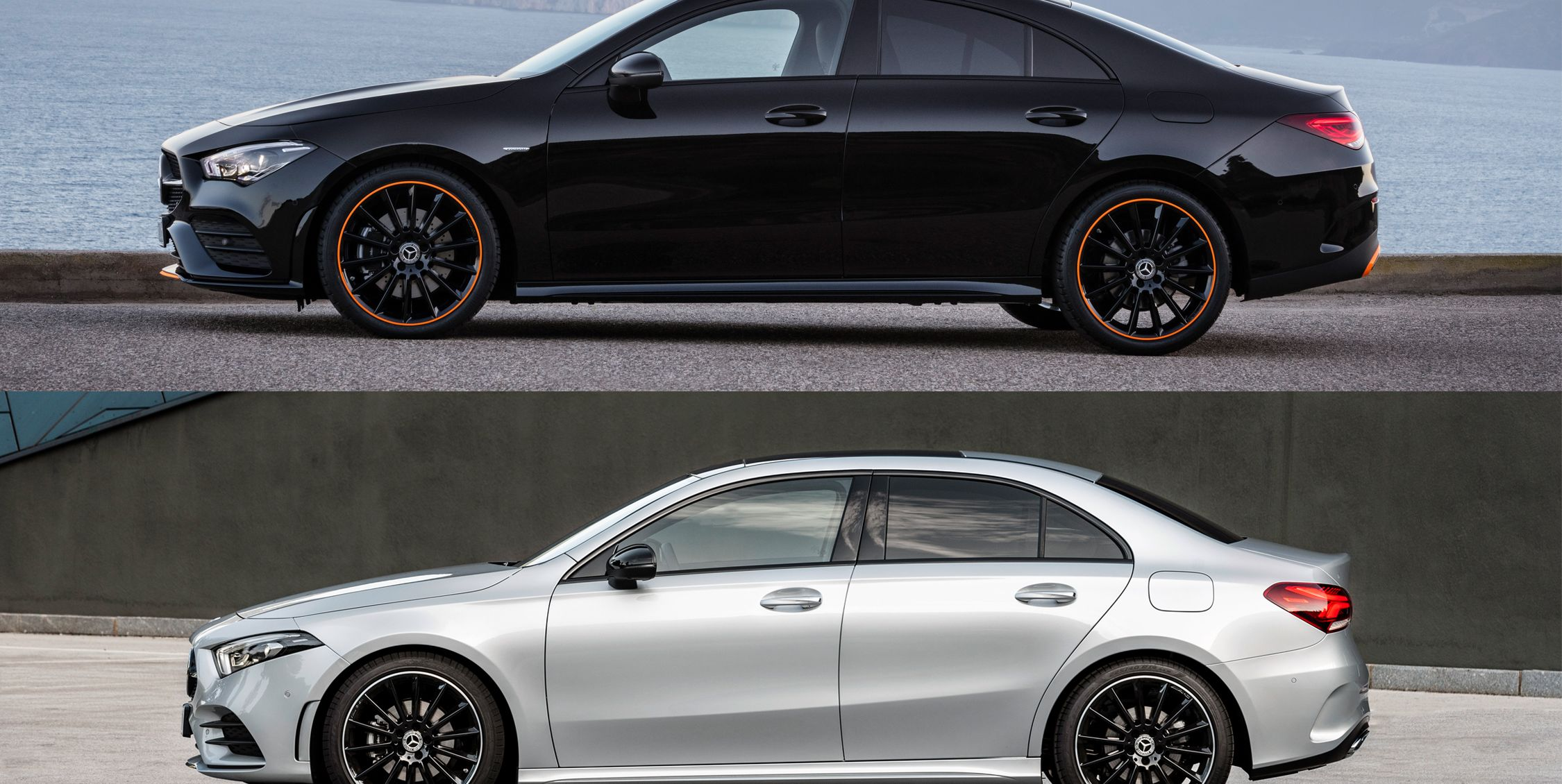 Here's How Mercedes Is Differentiating the New CLA from the A-class Sedan