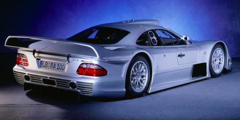 Land vehicle, Vehicle, Car, Sports car, Mercedes-benz clk gtr, Mercedes-benz, Supercar, Coupé, Personal luxury car, Performance car,
