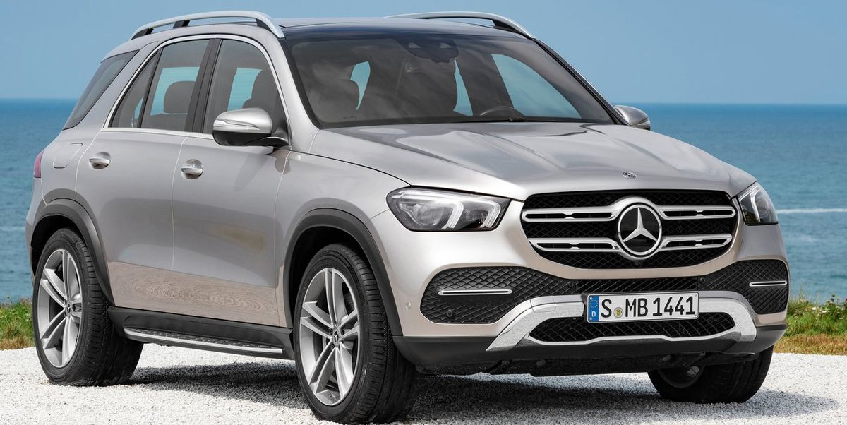 Mercedes-Benz GLE 450 Review