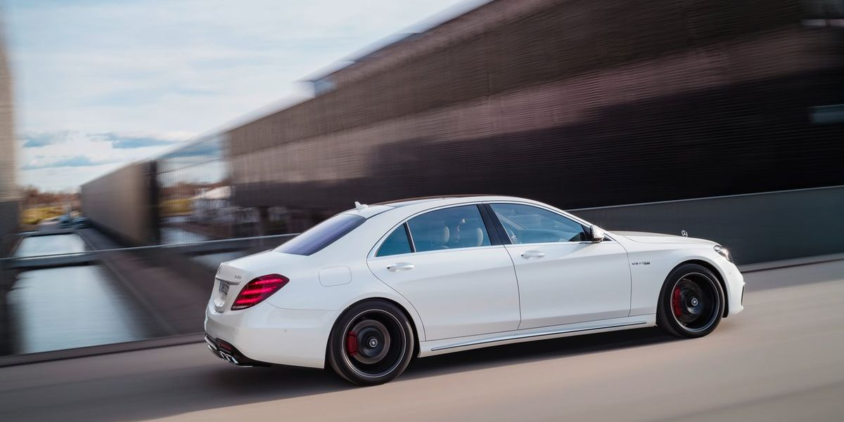 2022 Mercedes-AMG S63e Will Reportedly Be an 800-Plus HP ...