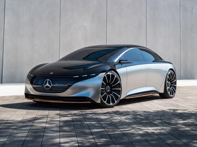 Mercedes Benz Cpo >> 2021 Mercedes-Benz EQS: What We Know So Far