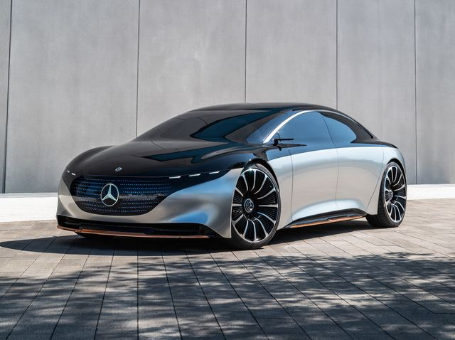 2022 Mercedes Benz Eqs What We Know So Far