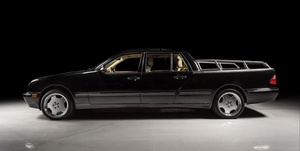 Mercedes-Benz Clase E pickup