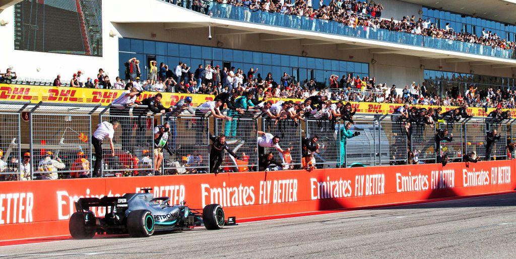 COTA Track Boss: Still No Clear Picture on F1 US Grand Prix for 2020