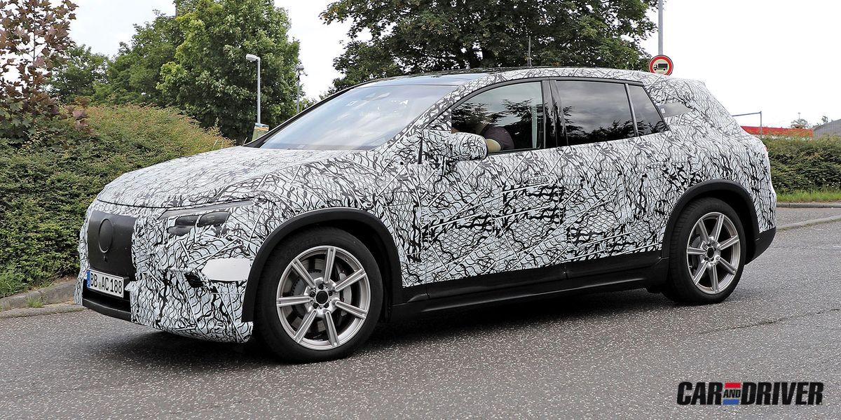 Mercedes EQS SUV: Llega la hora del crossover más avanzado