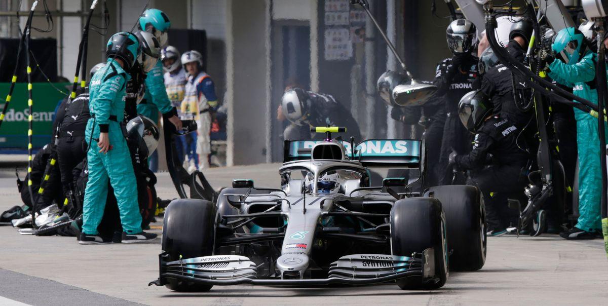 """Mercedes sale """"muy decepcionado"""" del GP de Brasil - caranddriver.com"""