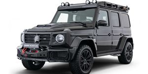 Mercedes Clase G Brabus Adventure Package