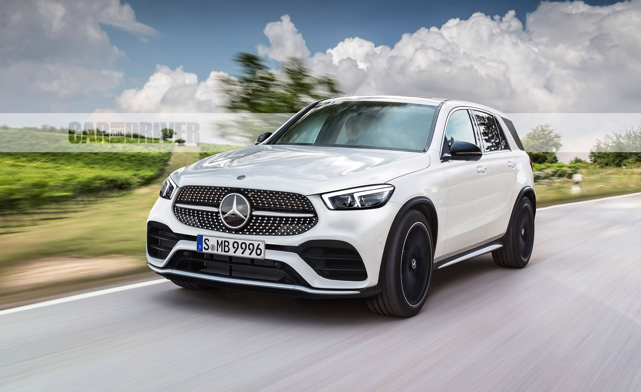 2019 Mercedes Benz Gle Class Here S What We Know News Car And Driver