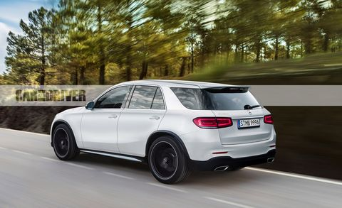 2018 Mercedes GLE: Redesign, Changes, Price >> 2019 Mercedes Benz Gle Class Here S What We Know News