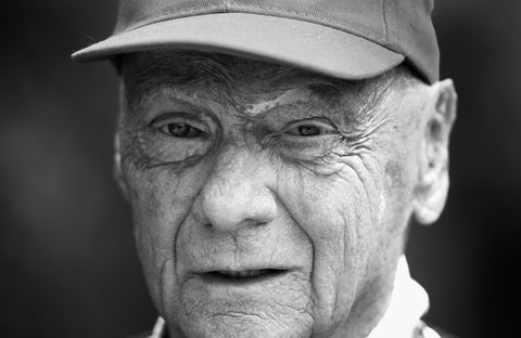Niki Lauda, Three-Time Formula 1 World Driving Champion, Dies at 70