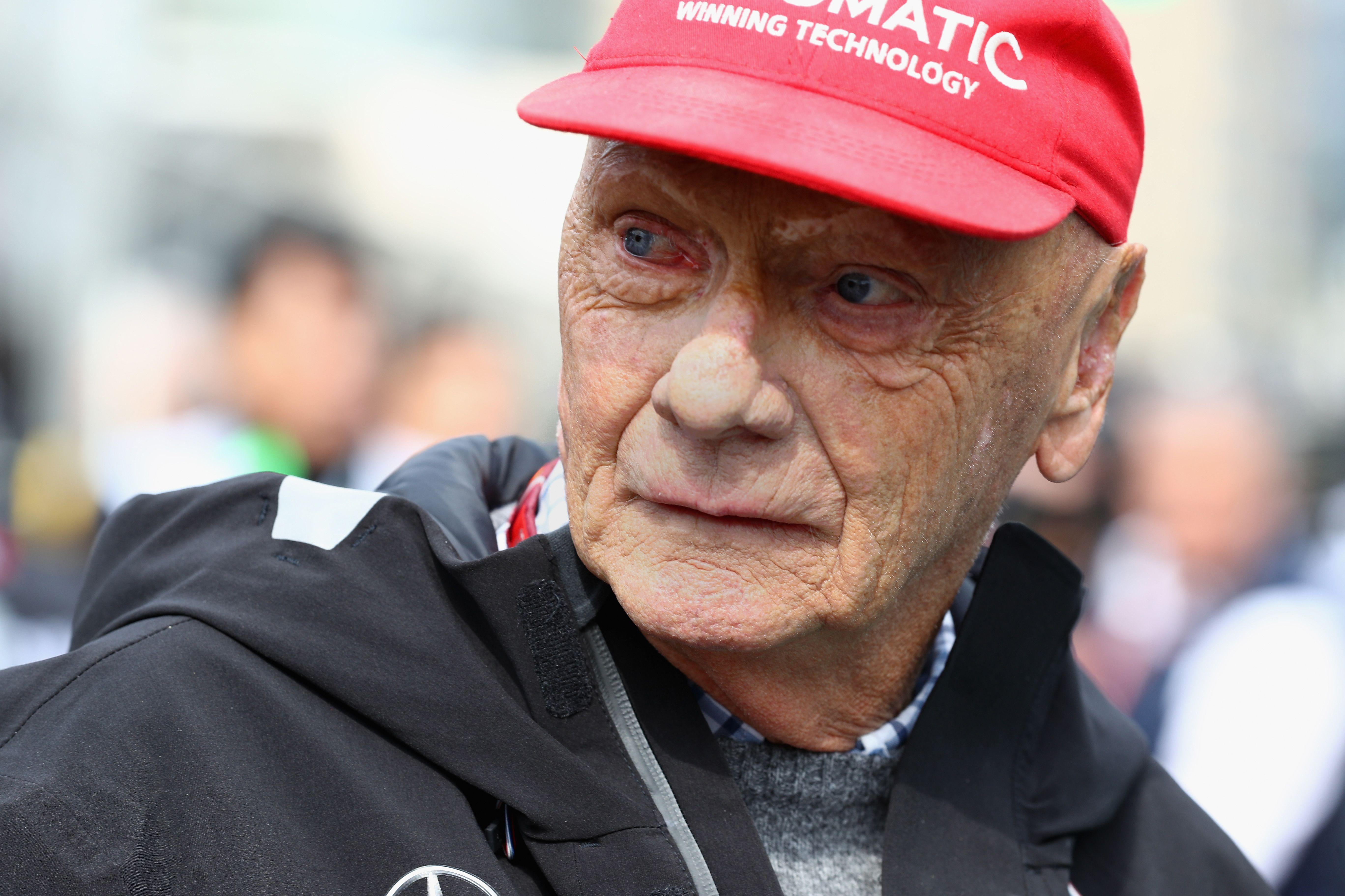 Fallece Niki Lauda, tricampeón del mundo de Fórmula 1