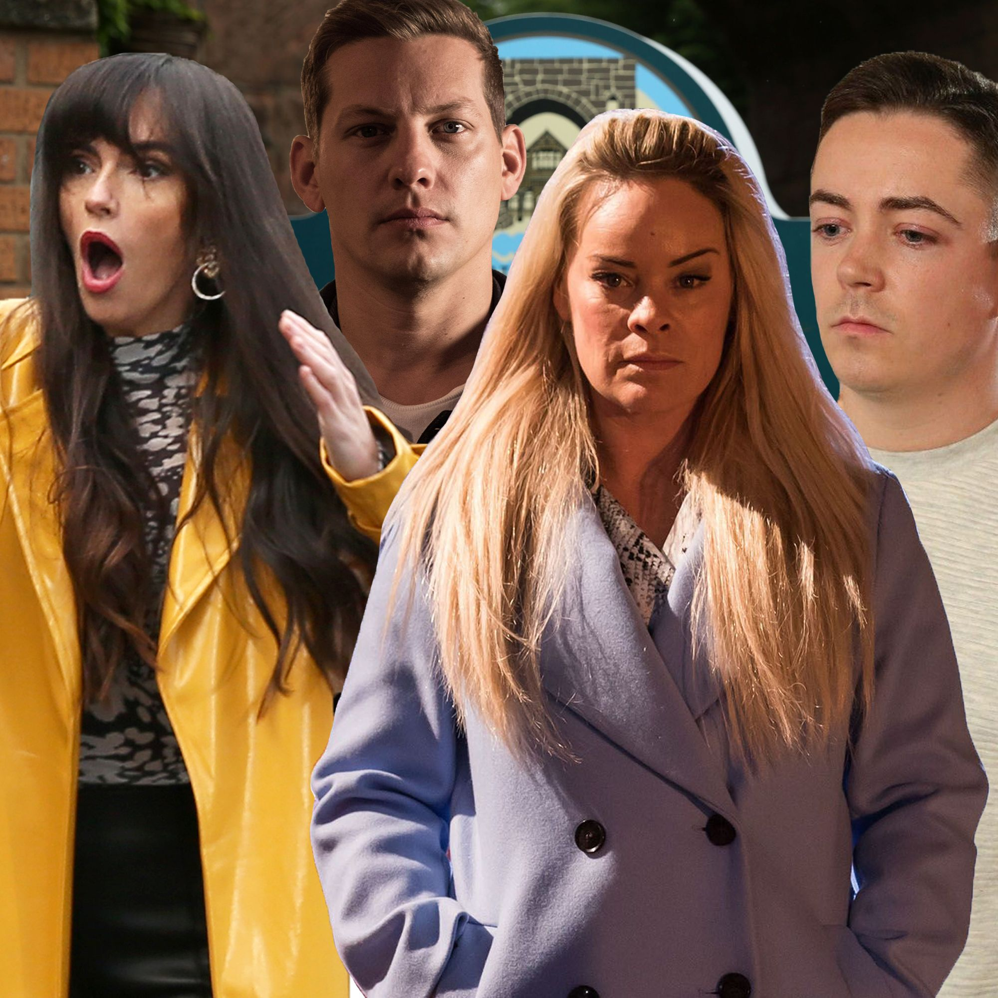 9 huge Hollyoaks spoilers for next week