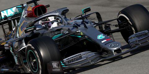 Formula One Pre-Season Testing - Day Two - Circuit de Barcelona - Catalunya