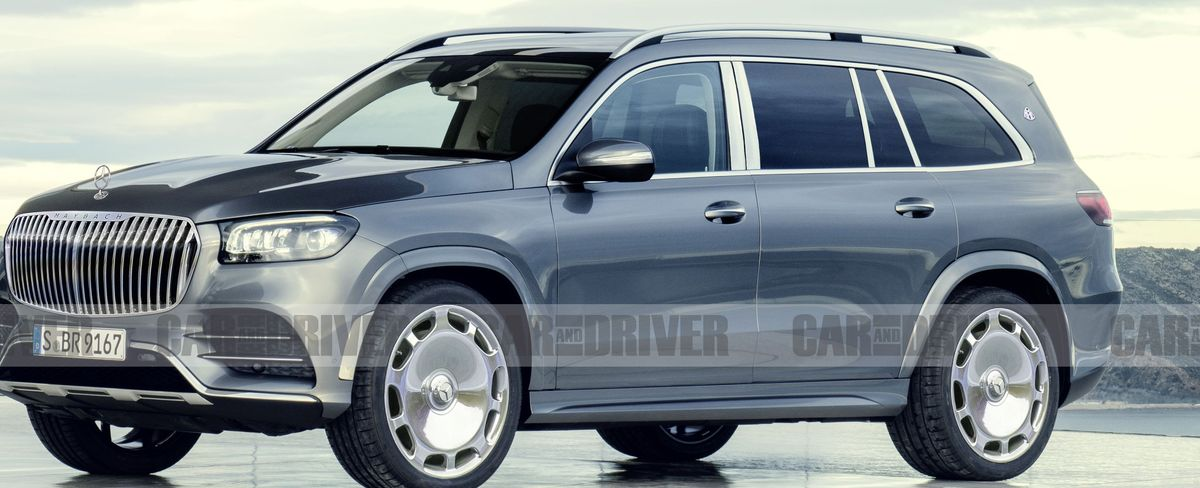 Mercedes-Maybach GLS Confirmed - Ultra-Luxury SUV to Be U ...
