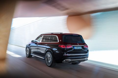 2021 Mercedes-Maybach GLS600