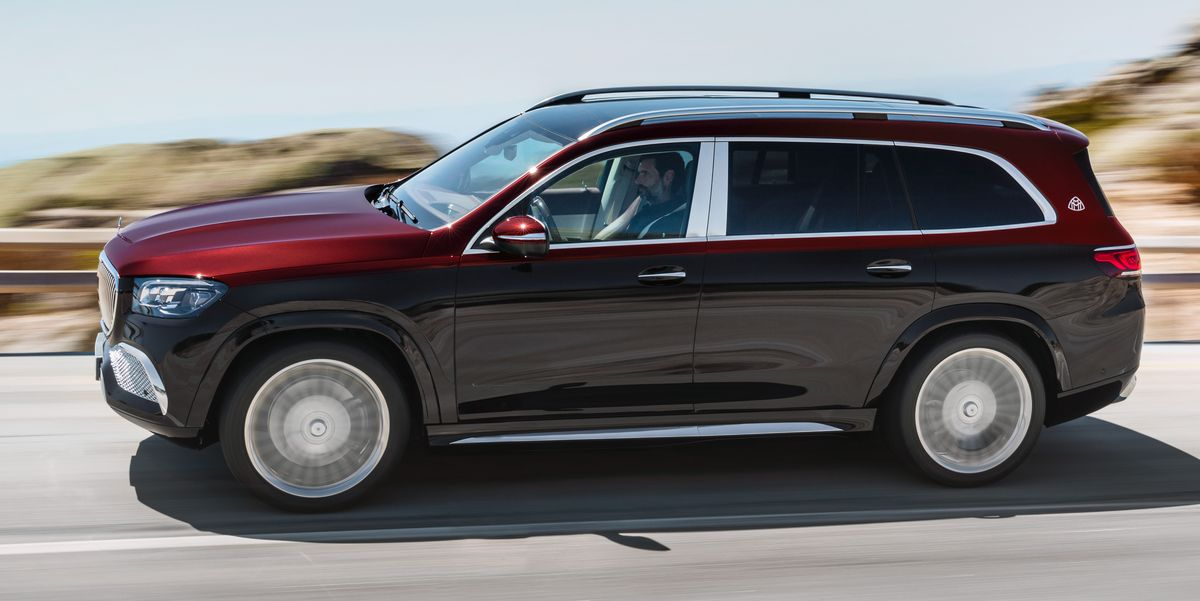 2021 Mercedes-Maybach GLS600 SUV Priced at a Bargain $161,550