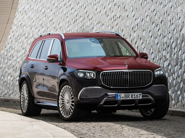 2021 Mercedes-Maybach GLS-class What We Know So Far