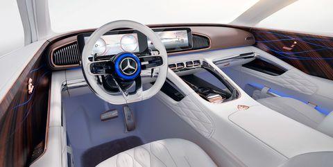 Land vehicle, Vehicle, Car, Center console, Motor vehicle, Personal luxury car, Steering wheel, Luxury vehicle, Automotive design, Design,