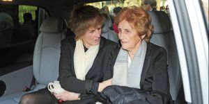 Mercedes Milá y Mercedes Mencos