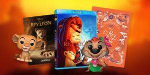 El rey leon merchandising