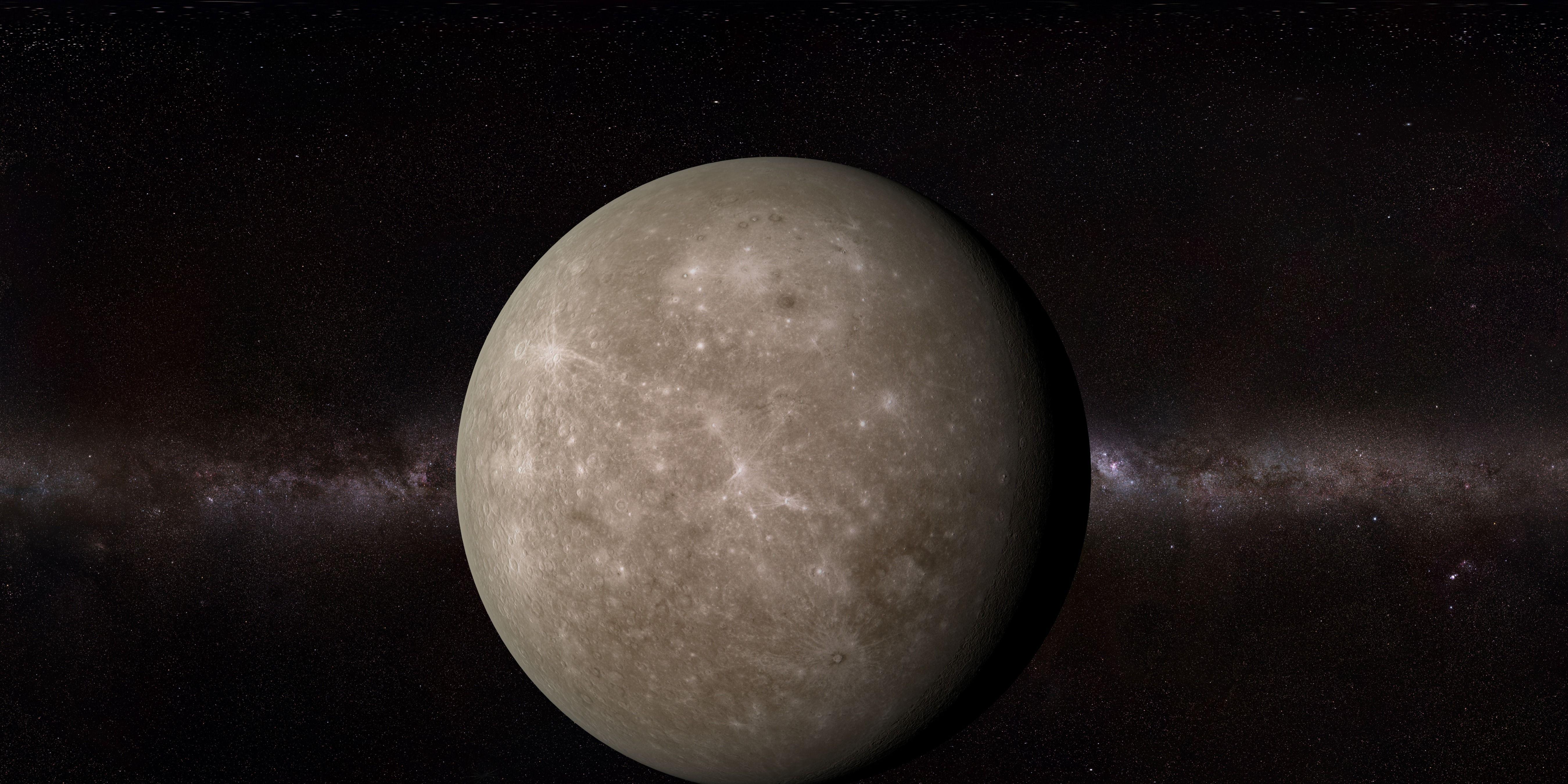 Mercury, artwork