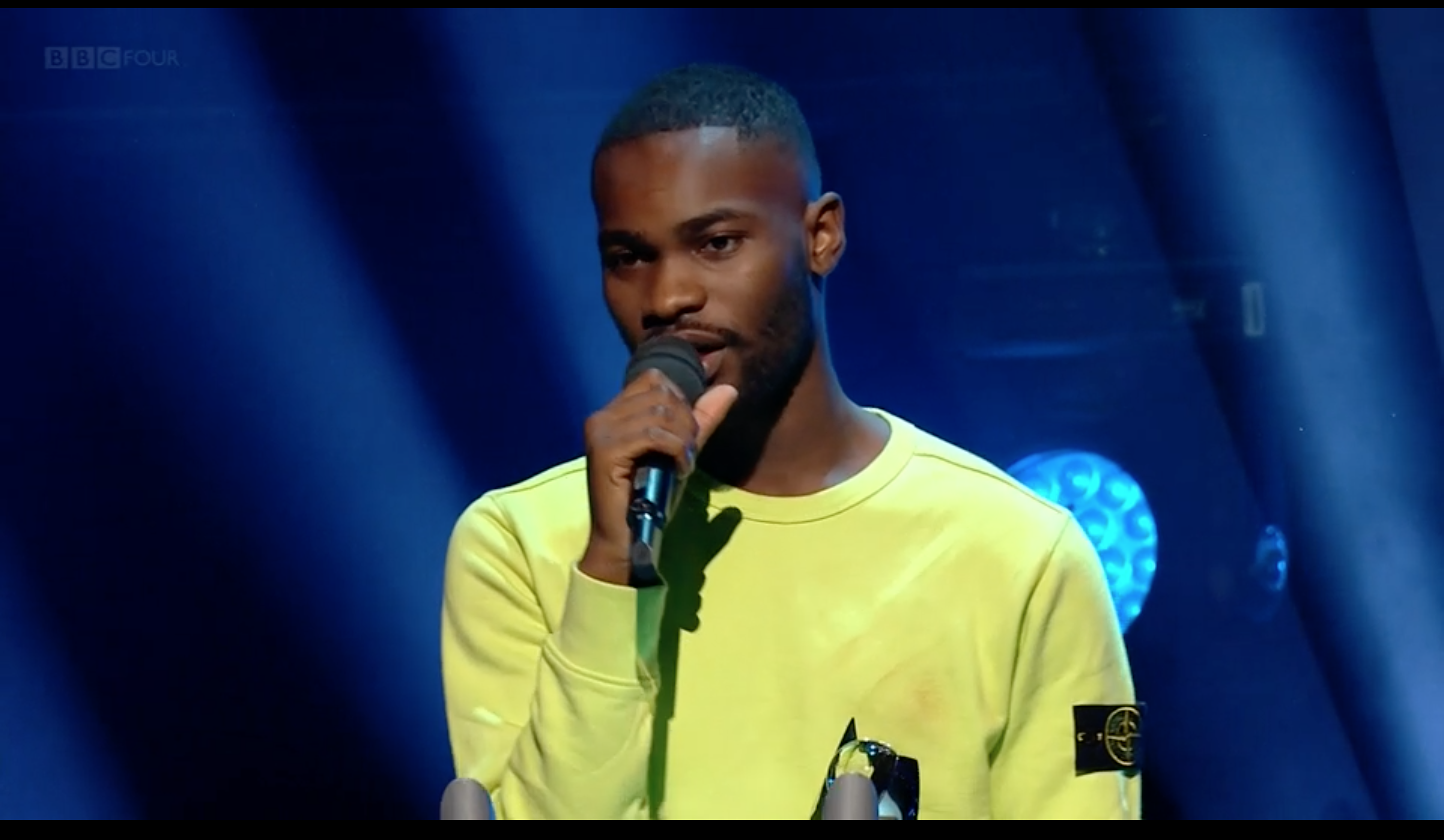 Mercury Prize 2019 reveals Top Boy star as winner live on BBC