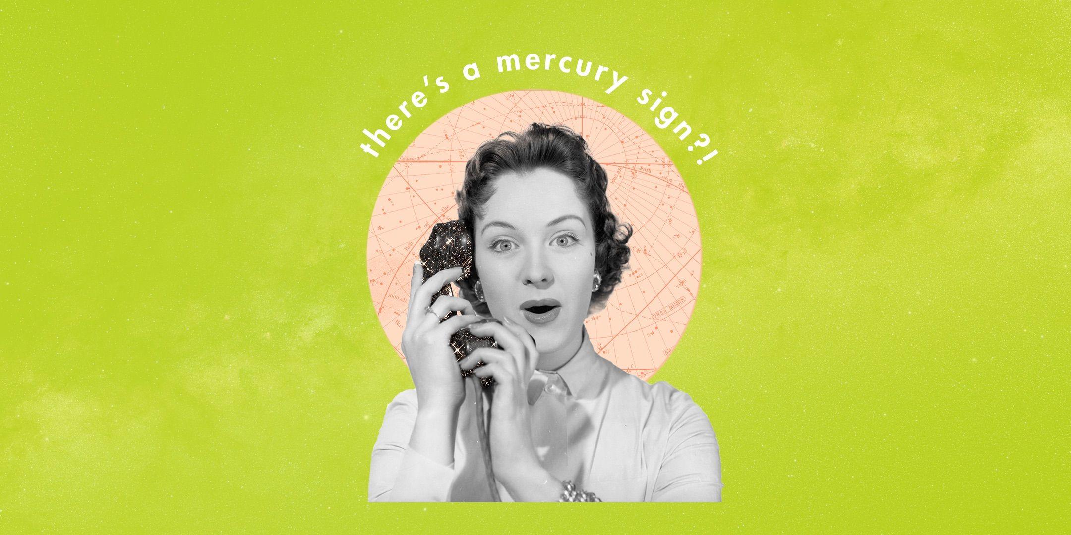 ¿Qué significa su signo de mercurio en astrología? Cómo encontrar el tuyo 18
