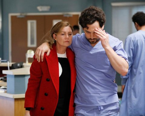 Grey S Anatomy Boss Reveals Two Storylines They Couldn T Finish