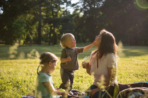 Snacks de Hero Baby, ecológicos, para toda la familia