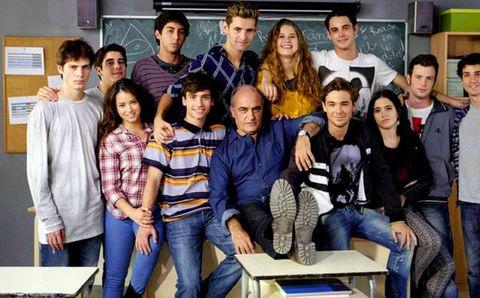series adolescentes