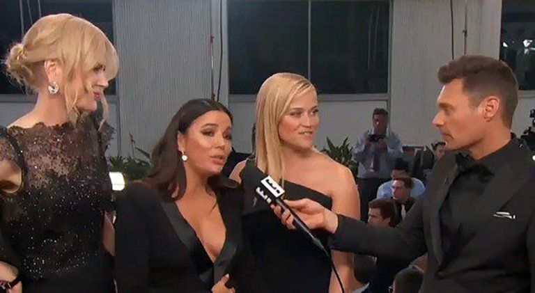 [UPDATED] E! Producer Claims She Was Fired for Letting Eva Longoria's Catt  Sadler Shout-Out Air