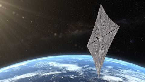 LightSail 2 Is Now Flying Through Space, Powered by the Sun