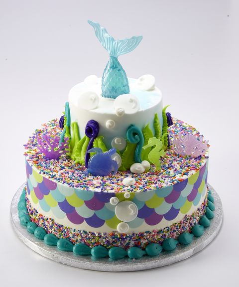 You Can Get A 3-Tier Mermaid Cake At Sam's Club For Less Than $70