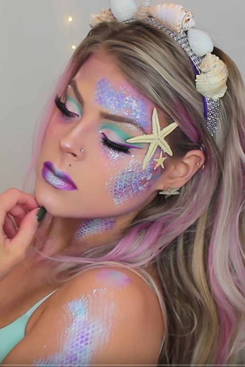 35 Easy Halloween Makeup Ideas & Tutorials