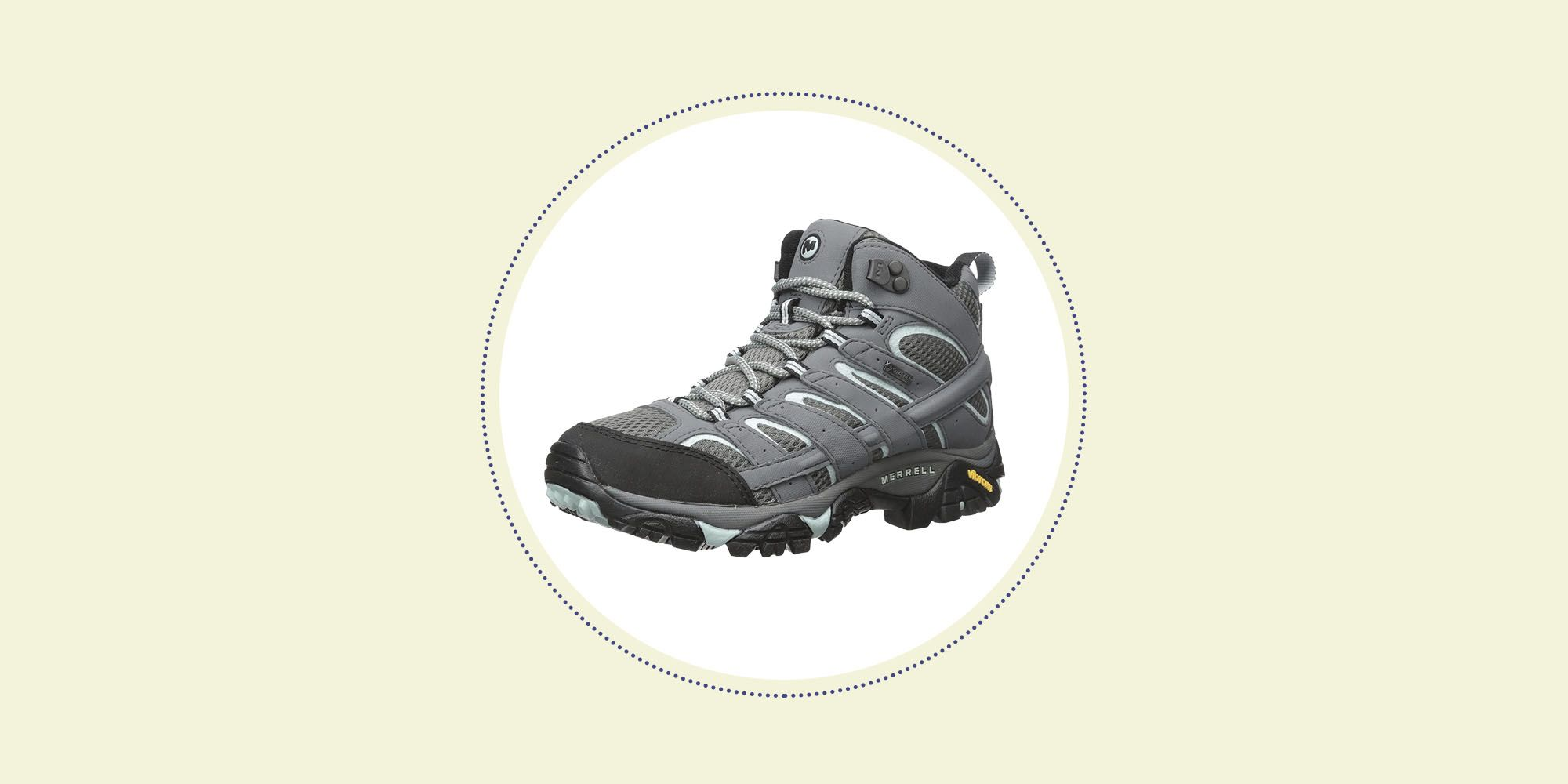 off Merrell walking shoes in the Amazon