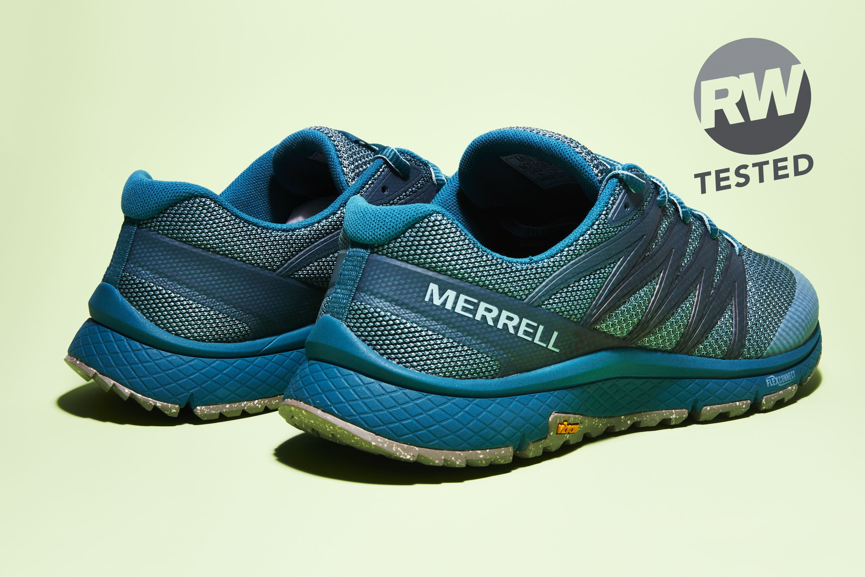 Merrell Makes a Light and Speedy Trail Shoe That's Better for the Planet