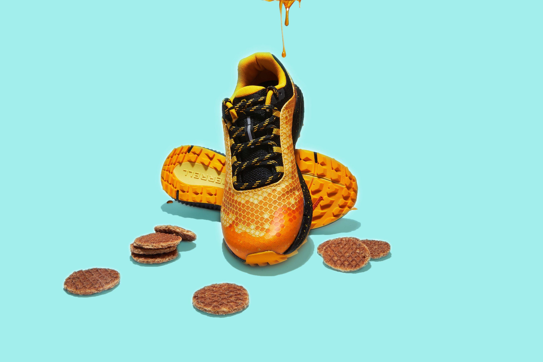 Merrell x Honey Stinger's Trail Shoe Is the Bee's Knees