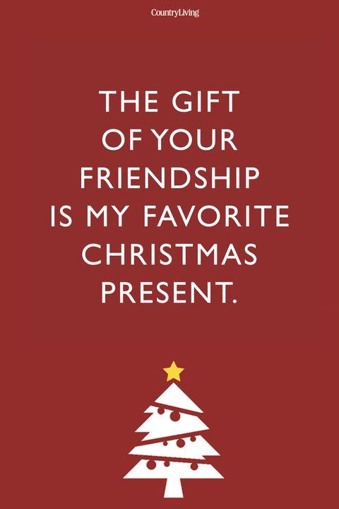 the gift of friendship merry christmas wishes