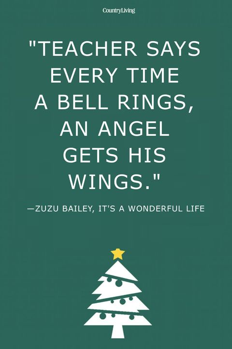 Merry Christmas Wishes Its a Wonderful Life