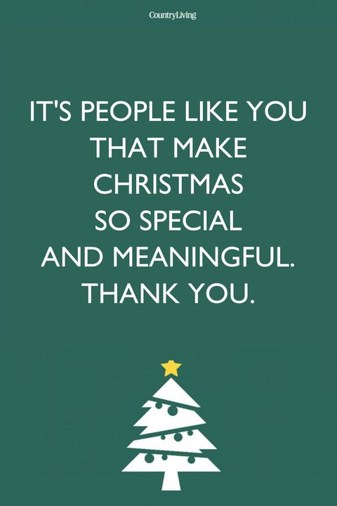People Like You Merry Christmas Wishes