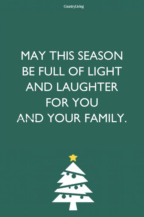Light and Laughter Merry Christmas Wishes