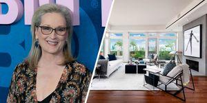 Meryl Streep redecora su casa en Manhattan para venderla más rápido